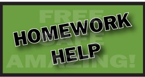 Rectangle with text - Homework Help