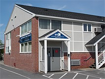 Shrewsbury Media Connection Building