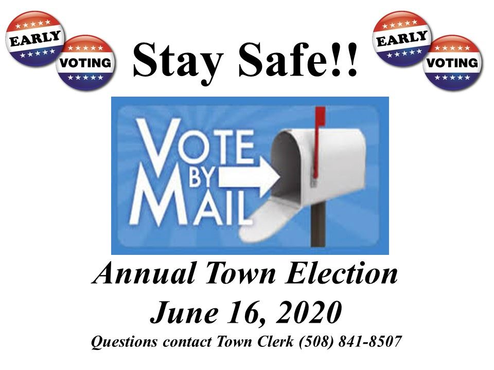 Advertisement for Early Voting by Mail (1)
