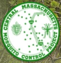 Central MA Mosquito Control Project logo