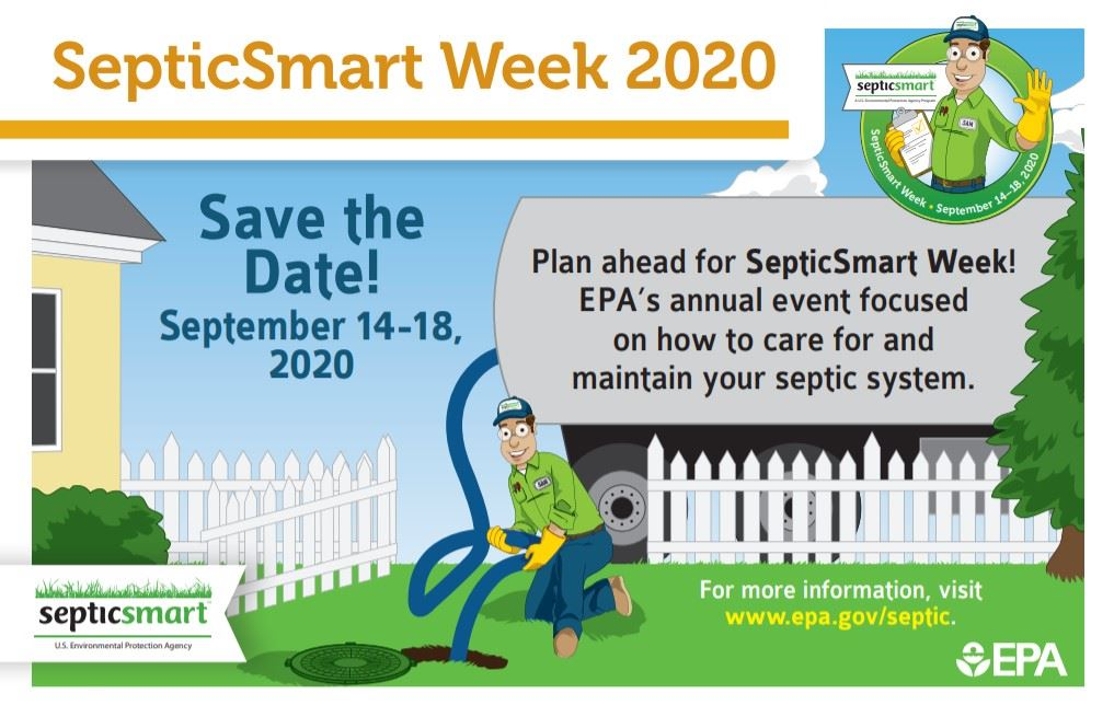 image of septic smart week 2020