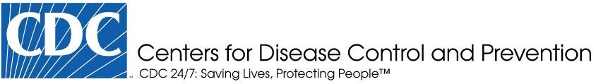 Center for Disease Control (CDC) blue logo